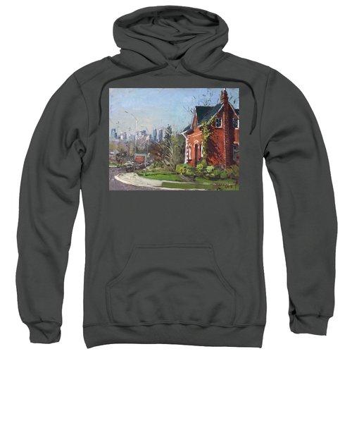 View Of Mississauga City Sweatshirt
