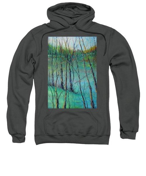 View Of Nature's Canvas Sweatshirt