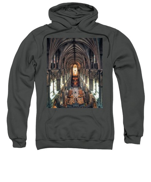 View Through Ely Cathedral Sweatshirt