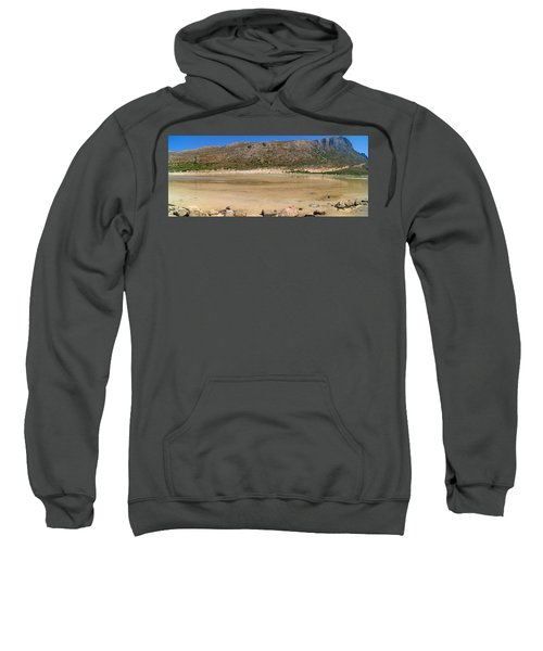 View To Gramvousa Sweatshirt