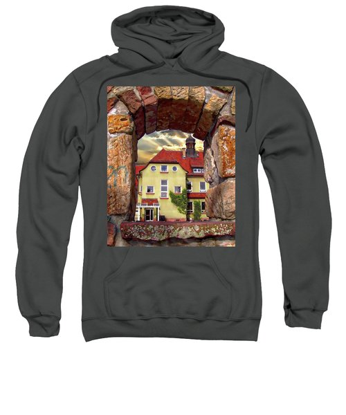 View To The Past Sweatshirt