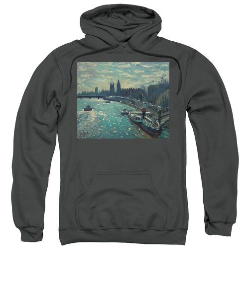 View To Westminster London Sweatshirt