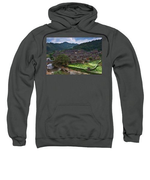 Village Of Joy Sweatshirt