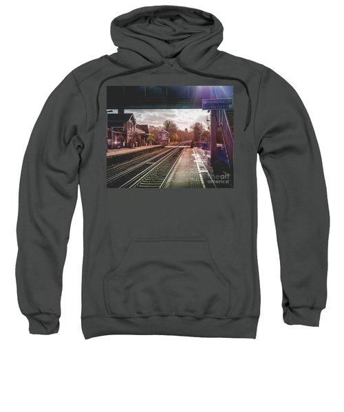 The Village Train Station Sweatshirt