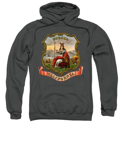 Vintage California Coat Of Arms Sweatshirt