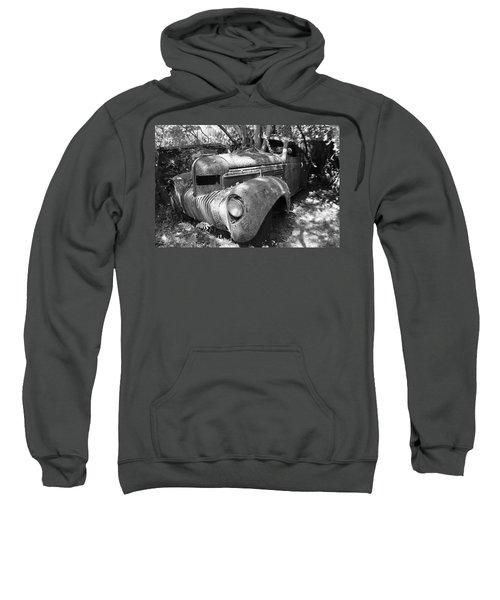 Vintage Car Sweatshirt