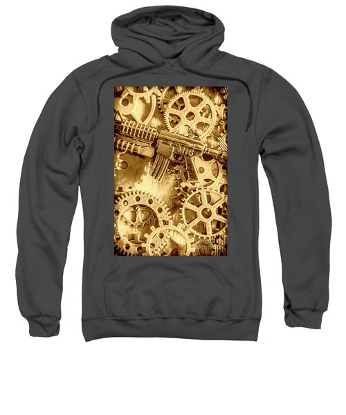 Vintage M16 Artwork Sweatshirt