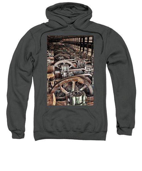 Vintage Machinery Sweatshirt