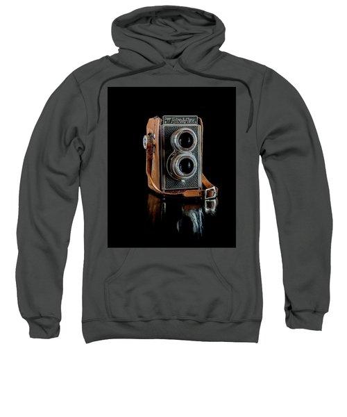 Vintage Ricohflex Camera Sweatshirt