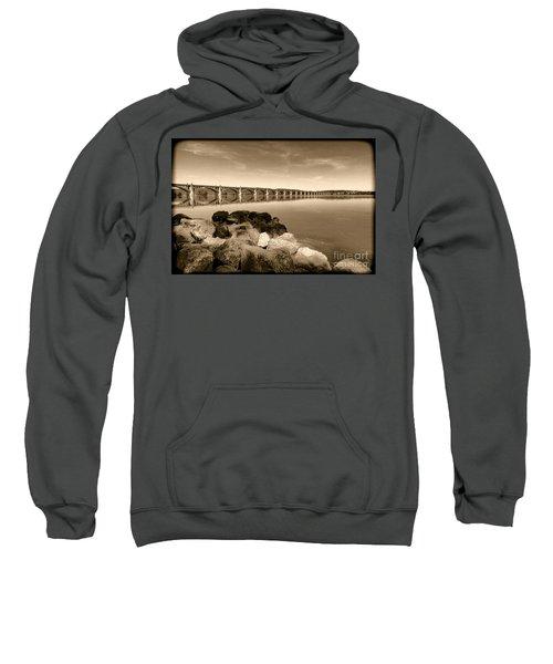 Vintage Susquehanna River Bridge Sweatshirt