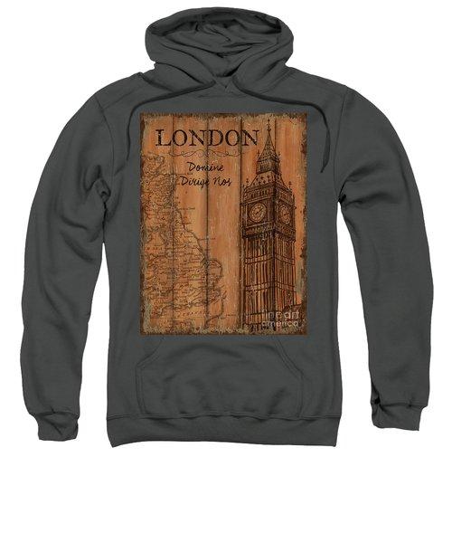 Vintage Travel London Sweatshirt