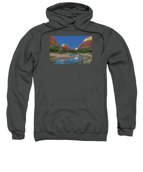 Virgin River Bend Sweatshirt