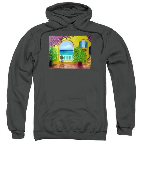 Vista Del Agua Sweatshirt