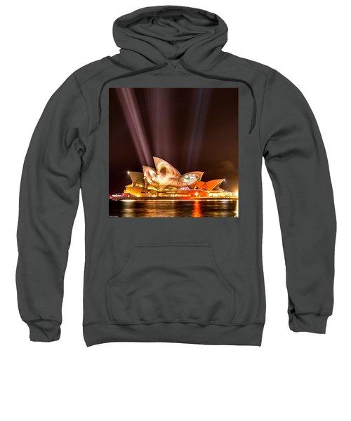 Vivid Opera House Sweatshirt