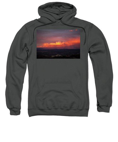 Vivid Verde Valley Sunset Sweatshirt