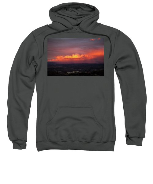 Vivid Verde Valley Sunset Sweatshirt