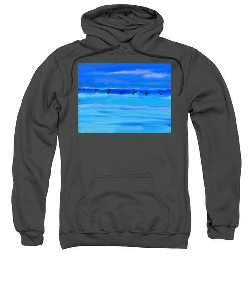 Vol De Pelicans Sweatshirt