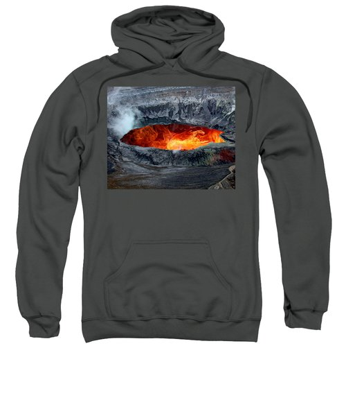 Volcanic Eruption Sweatshirt