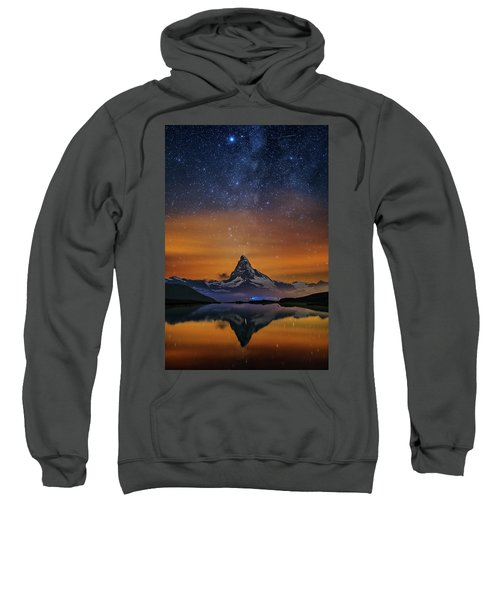 Volcano Fountain Sweatshirt