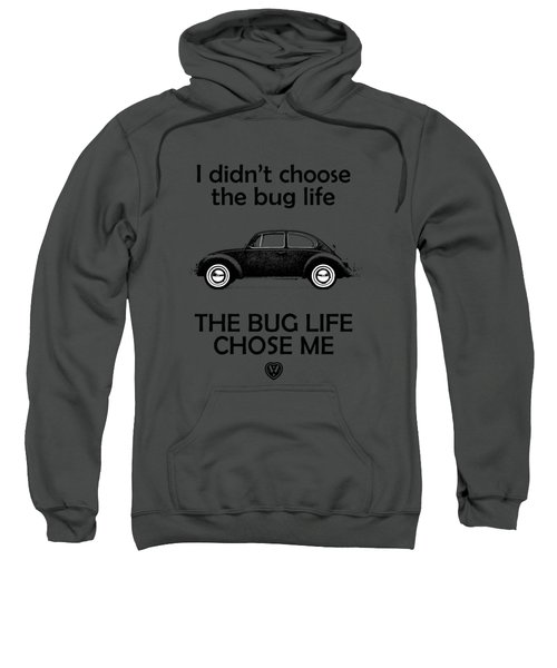 Volkswagen Beetle 1969 Sweatshirt by Mark Rogan