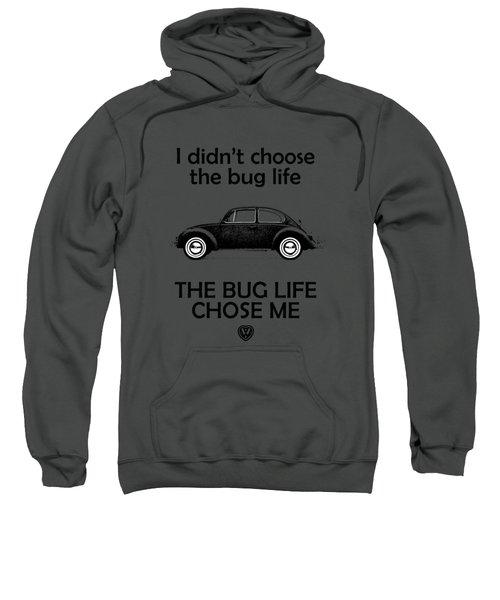 Volkswagen Beetle 1969 Sweatshirt by Mark Rogan