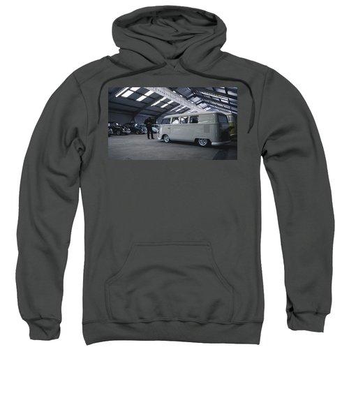 Volkswagen Microbus Sweatshirt