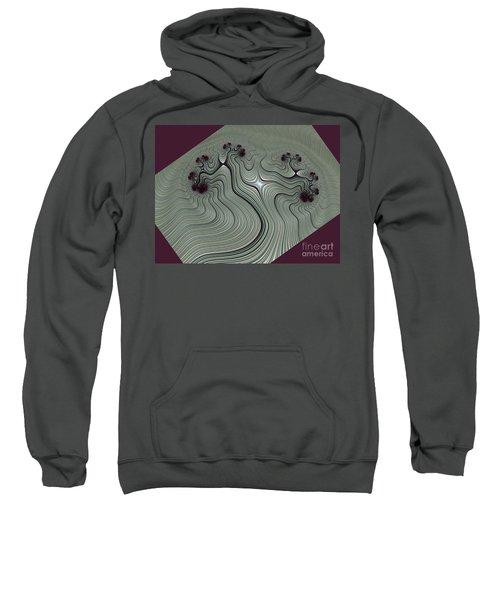Vrksasana Sweatshirt
