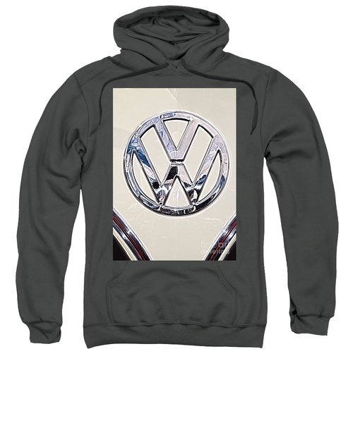 Vw Camper Logo Badge Sweatshirt