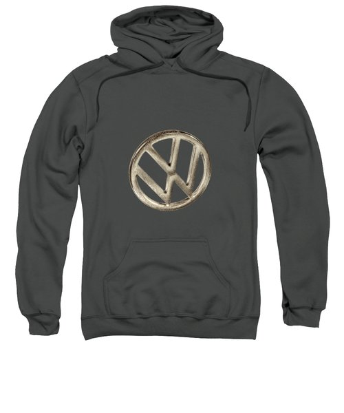 Vw Car Emblem Sweatshirt