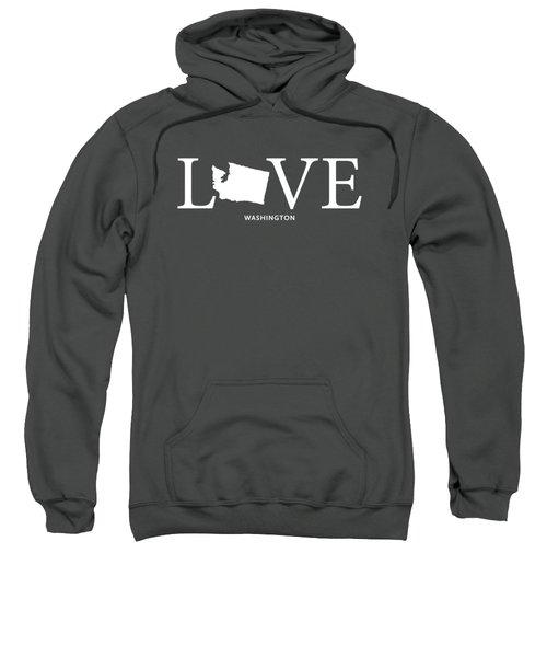 Wa Love Sweatshirt by Nancy Ingersoll