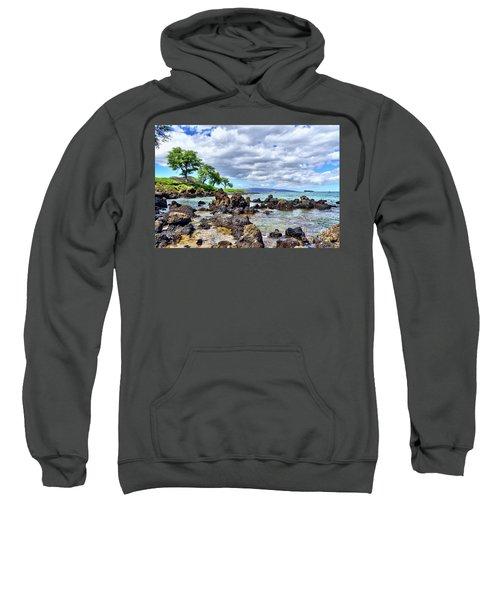 Wailea Beach #2 Sweatshirt