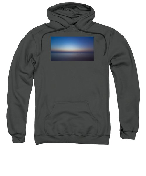 Waiting For A New Day Sweatshirt