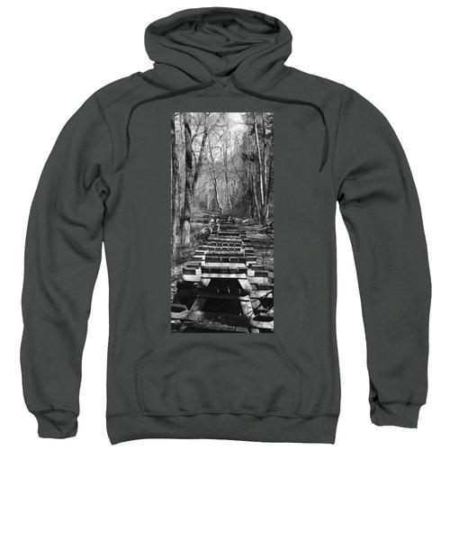 Waiting For Orders Sweatshirt