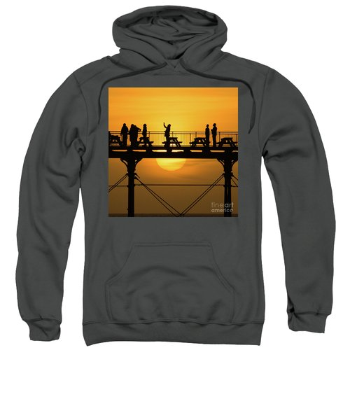 Waiting For The Sun Sweatshirt