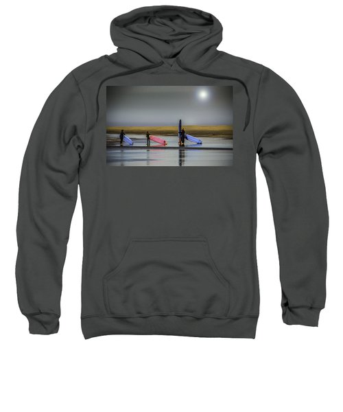 Waiting For The Surf Sweatshirt