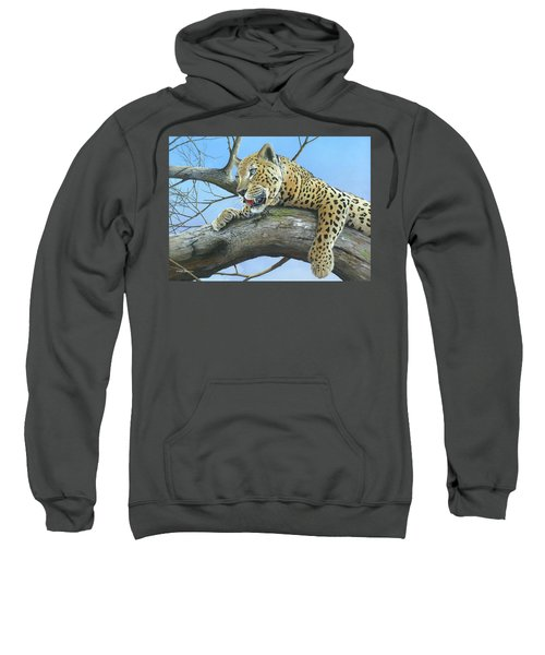 Waiting Game Sweatshirt
