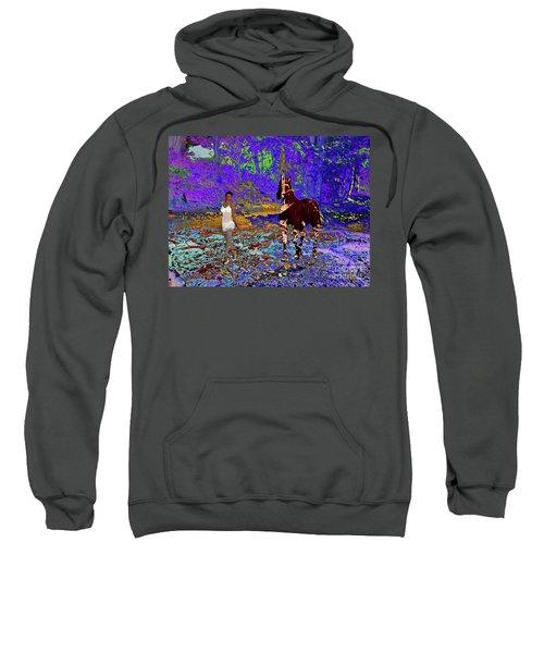 Walk The Enchanted Forest Sweatshirt