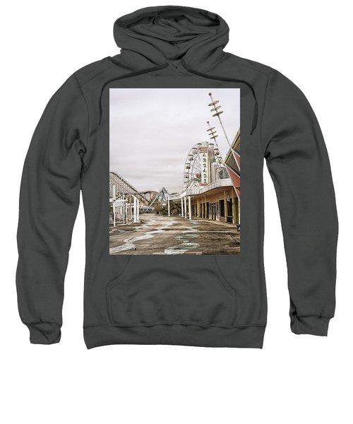 Walkway To The Arcade Sweatshirt