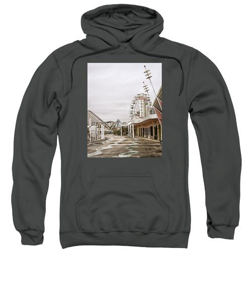 Walkway To The Arcade Sweatshirt