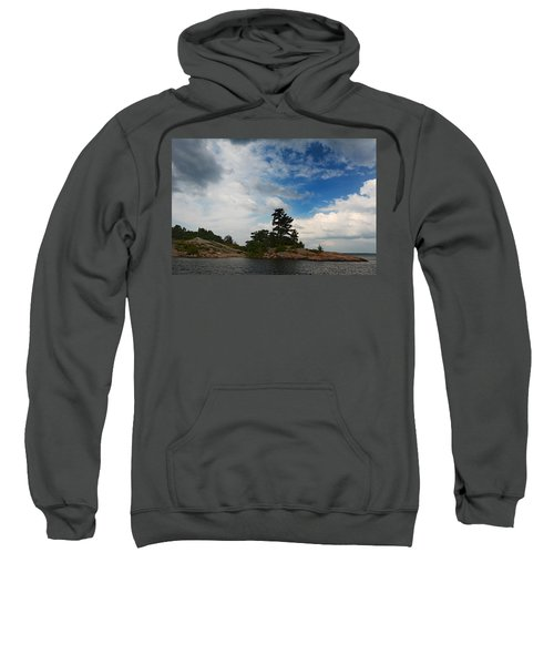 Wall Island Big Sky 3627 Sweatshirt