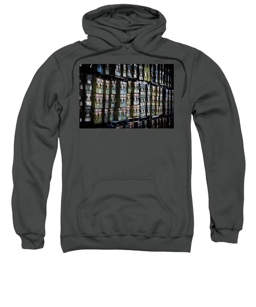 Wall Of Containment Sweatshirt