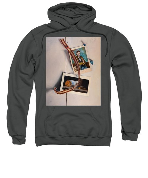 Wall Study Sweatshirt