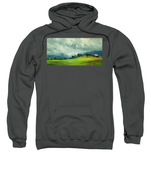 Wallowa Valley Storm Sweatshirt