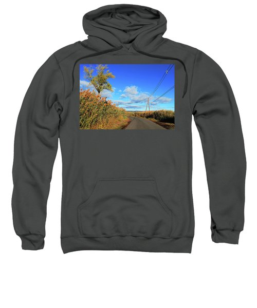 Wanderer's Way Sweatshirt