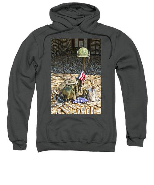 War Dogs Sacrifice Sweatshirt