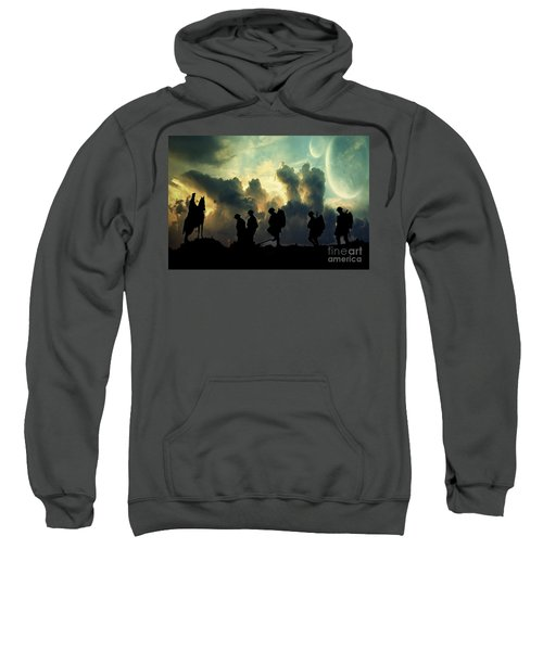 War Zone Sweatshirt