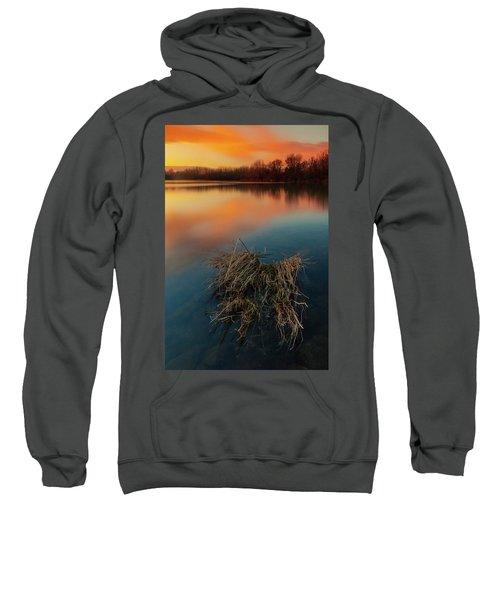Warm Evening Sweatshirt