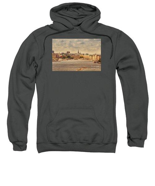 Warm Stockholm View Sweatshirt