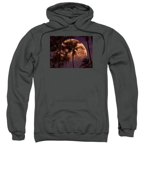 Warm Tropical Nights Sweatshirt
