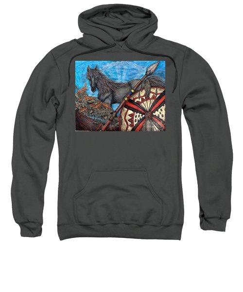 Warrior Spirit Sweatshirt